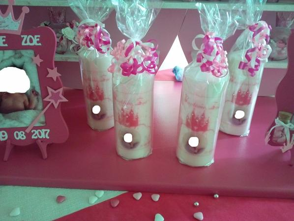 bougies personnalisees