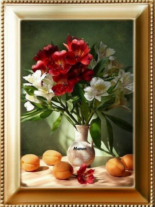 Cadeau de mon Amie Manon !!