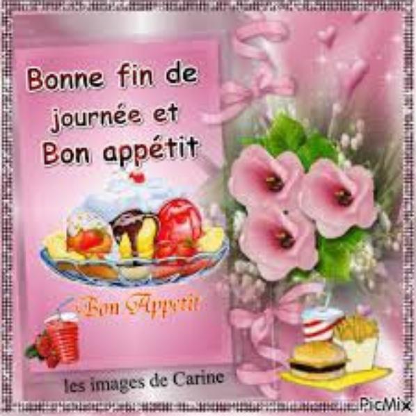 Bon appétit !!