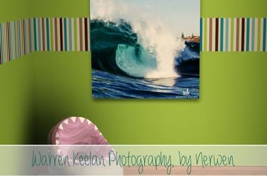 """• """"Waves"""" by Warren Keelan •"""