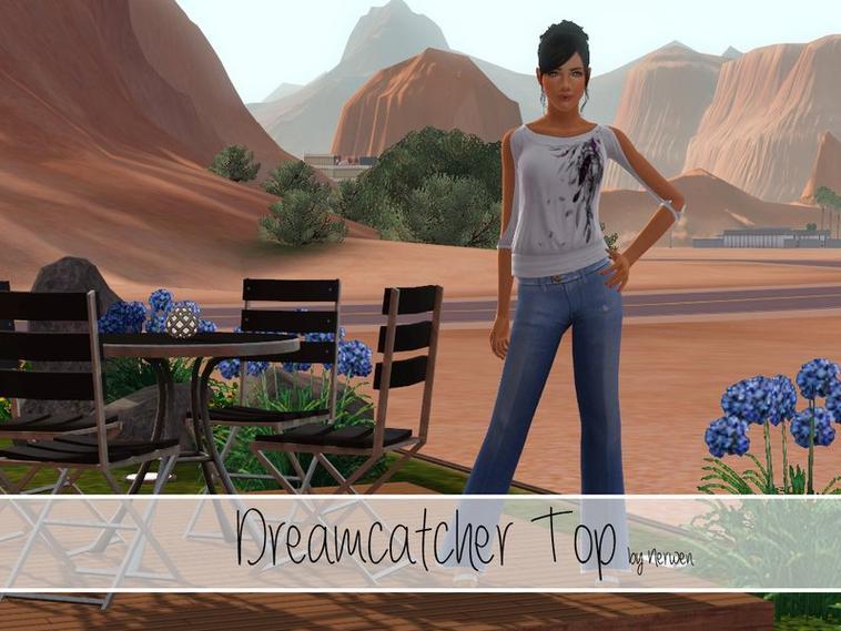 • Dreamcatcher Top •
