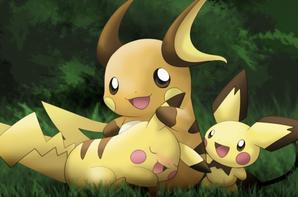 La vie avec Pikachu!! <3
