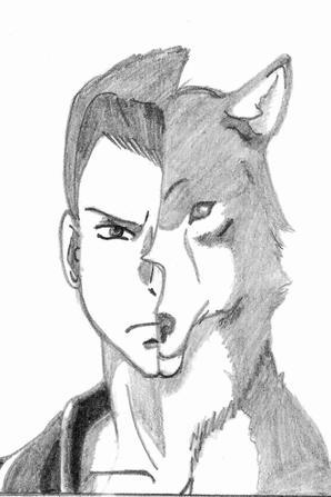 Articles de yva252 tagg s loup deidarayva - Dessin loup facile ...