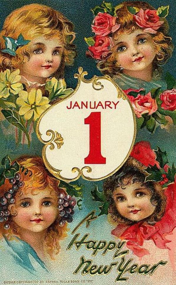 Une très bonne année à vous tous et toutes