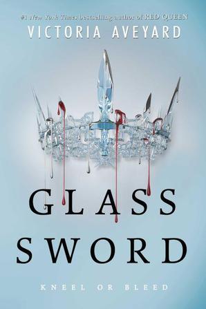 PRESENTATION - RED QUEEN T.2 GLASS SWORD de Victoria Aveyard