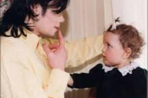 Michael et Paris <3