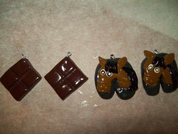 mes creations en pate fimo ( pate polymere)
