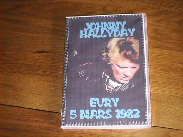 Concert Evry 5 mars 1982