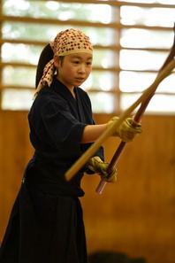 Entraînement au Japon