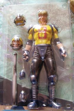 Figurine Cobra Rugball Jaune (High Dream)