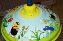 Toupie Maya l'abeille (2007)