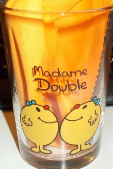 Verres Monsieur Madame Bonhomme Partie 5
