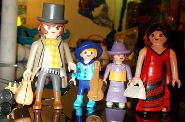 Playmobil  Collection Western partie 3