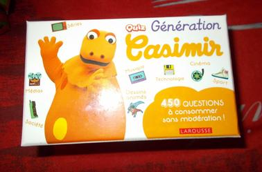 Collection Casimir