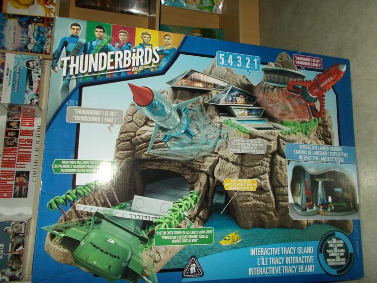 Base Thunderbirds