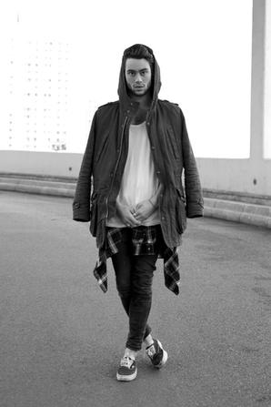 Photo Simon debut 2014