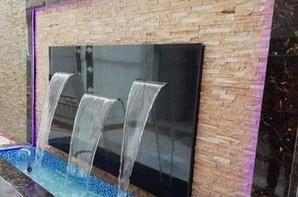 kit lame d'eau, cascade de 30cm a 2 metre