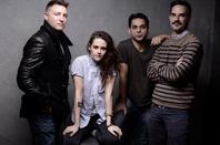 portraits de kristen avec le casting de camps x ray au festival de sundance 2014