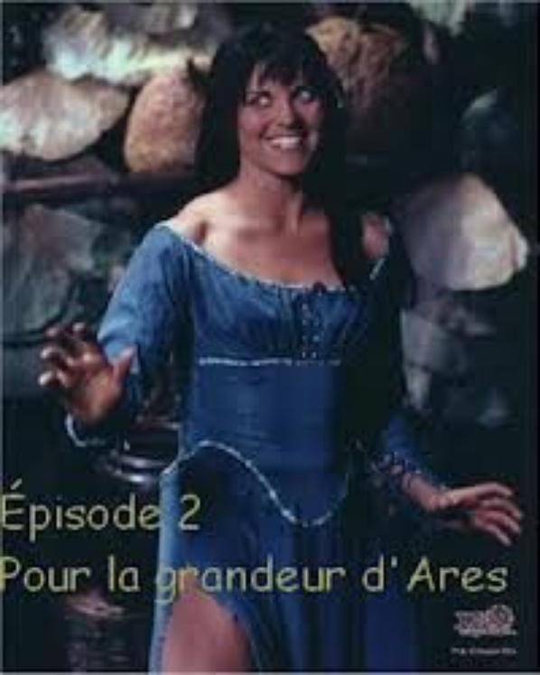 Saison 1 épisode 2 : Pour la grandeur d'Arès