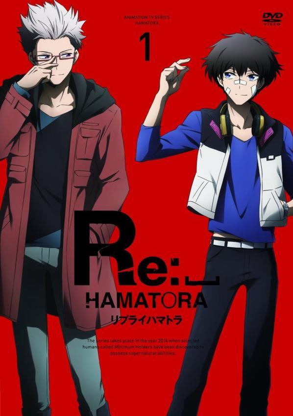 Re:Hamatora , saison 2 ..... :D