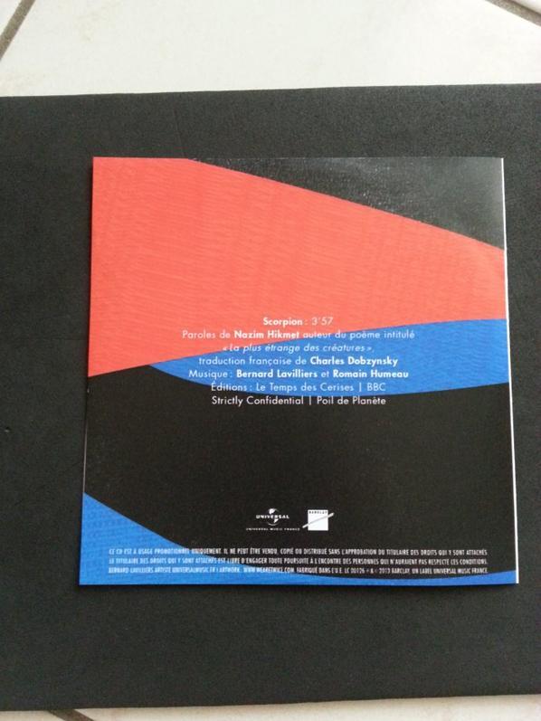 """VOICI LE RARE CD PROMO """"SCORPION"""""""