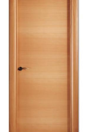 Porte moderne en bois h tre blog de osnibois for Portes interieures modernes en bois