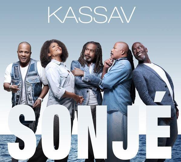 NOUVEL ALBUM KASSAV SONJE . SORTIE OFFICIELLE LE 13 MAI 2013