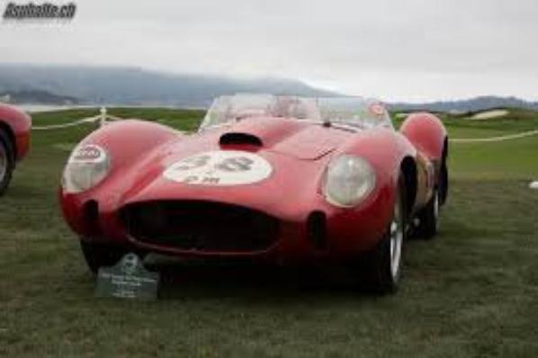 la plus belle de toutes les Ferrari