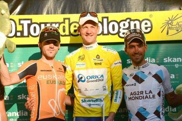 Tour de Pologne 2013 (7eme étape : Wiggins renoue avec la victoire, Weening remporte l'épreuve...