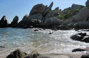 The grand rocks & Ke Ga lighthouse