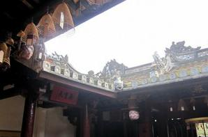 Quan Cong temple in Hoi An