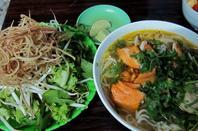 Food in Hue/ Vietnam
