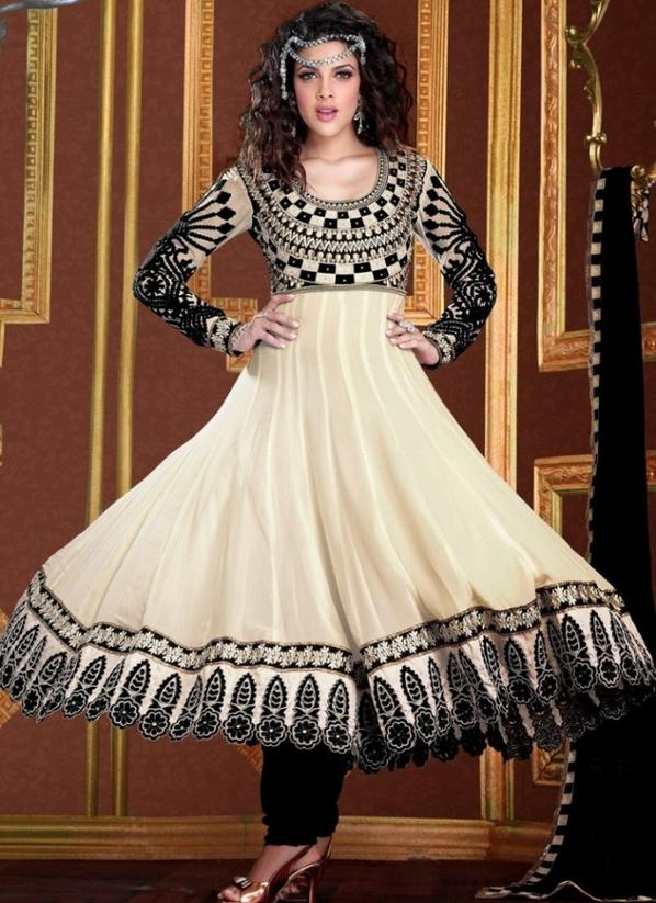 long length anarkali suits online shopping usa, Latest long length ...