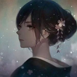Laisse tomber la neige sur ton visage. Tu es plus mignonne.