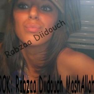 FACEBOOK: Rabzaa Diidouch MashAllah