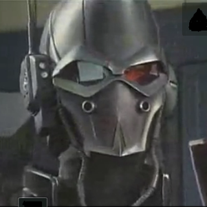 Guardnoid Gash ( Robot Bodyguard )