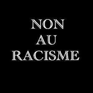 on ne né pas raciste on le deviens