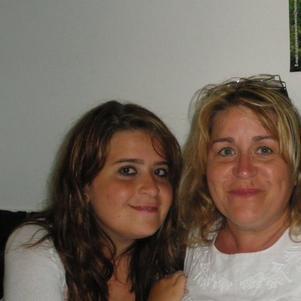 Moi et maman <3