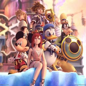 Kingdom hearts... I LOVE
