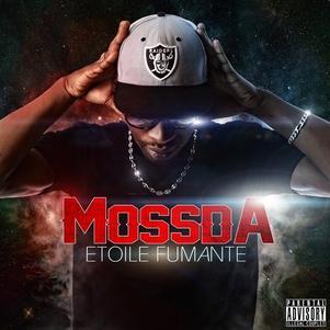 """Pochette Officiel street Album """"Etoile Fumante"""" début 2012"""