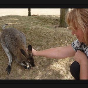 (18 aout 2015) parc des kangourous