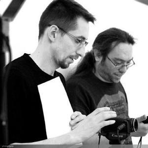 Les deux créateurs de la série Le Casting