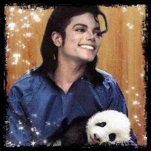 Michael Jackson &' mon animal préféré <3