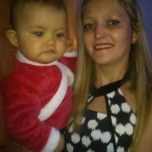 ma fille et moi <3