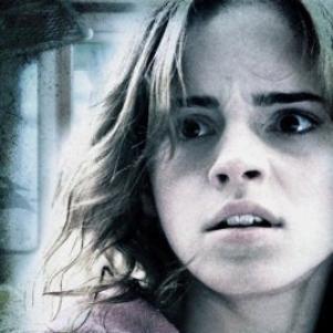 Hermione Granger la brillante sorcière de hp <3