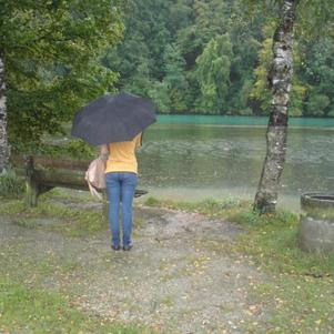 Diese Zeit im Regen <3