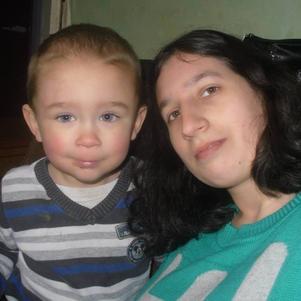 moi et mon filleul d'amour je t'aime