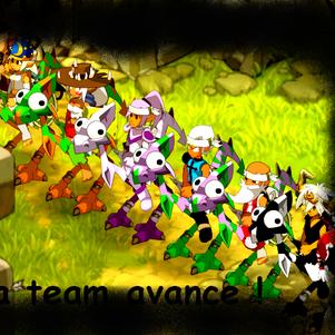 Ma team avant