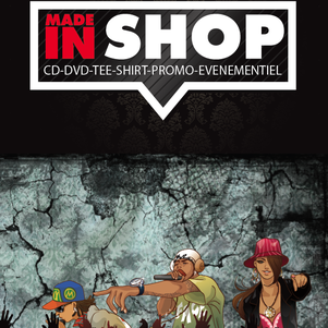 Made In Shop Cd-Dvd-Vinyle-Tee-Shirt-Casquette-promo-évent