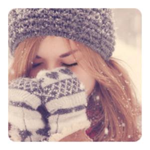Hello December. ♥
